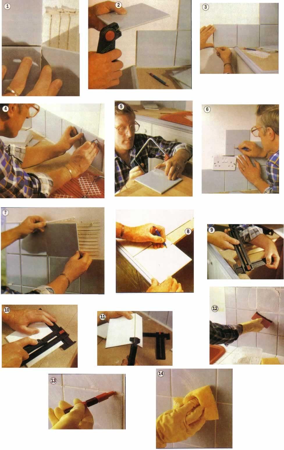 Obras reformas madrid obras en madrid reformas en - Como limpiar azulejos de cocina ...