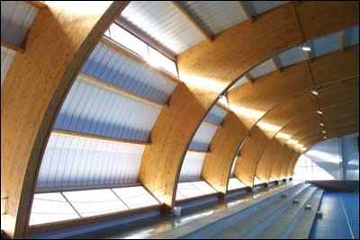 Construccion de estructuras metalicas y madera laminada - Estructuras de madera laminada ...