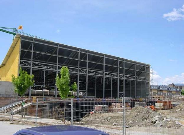 estructuras metalicas construccion: