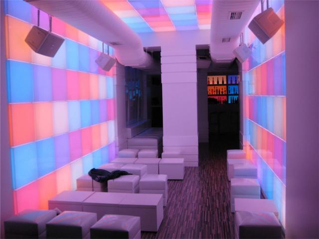 La iluminacion decorativa una alternativa de ambientaci n - Iluminacion led decorativa ...